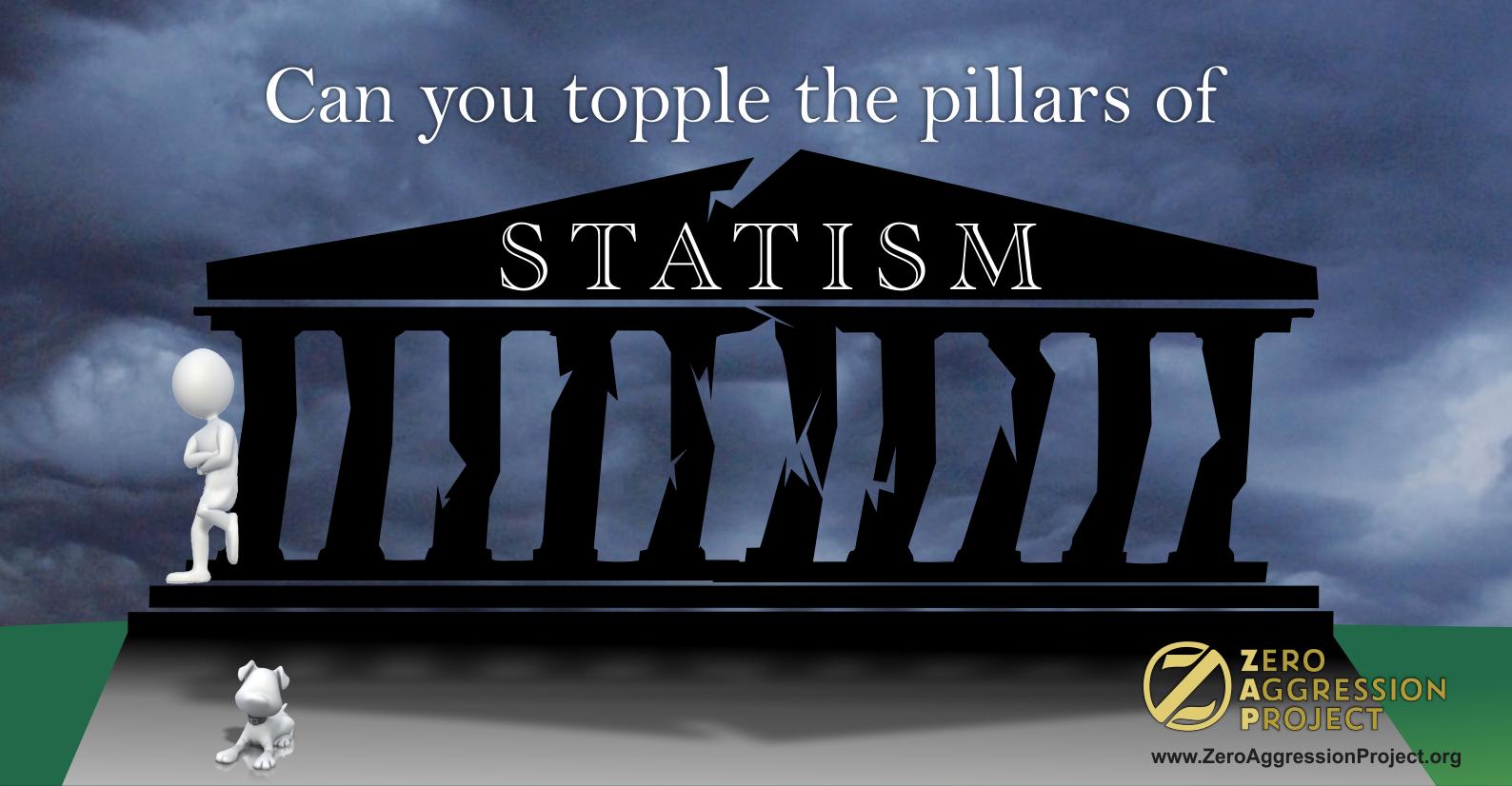 """Marginalism"" doesn't knock down the pillars of statism"