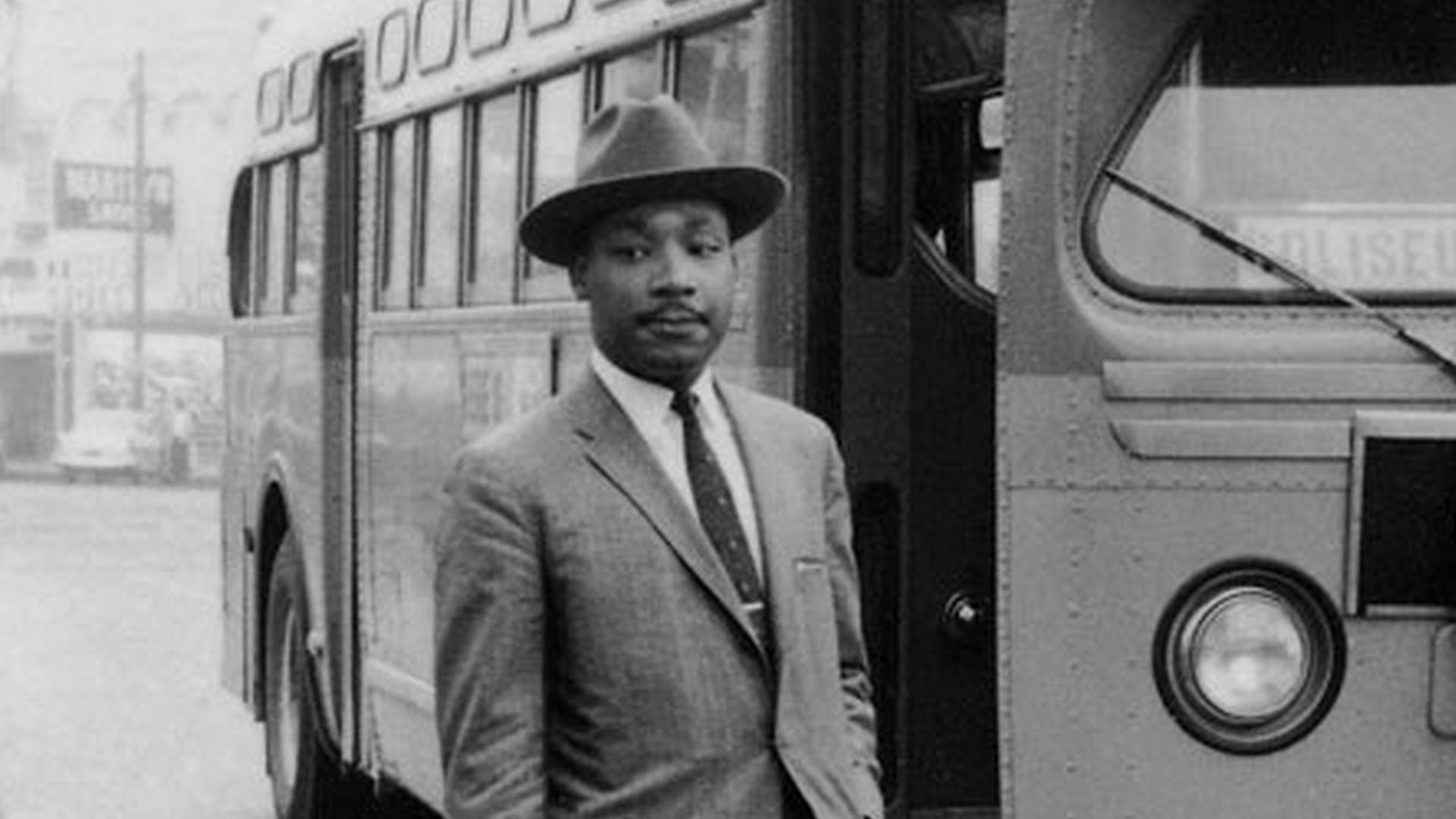 Did MLK prevail because of The State or in spite of it?
